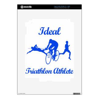 TRIATHLON ATHLETIC designs Skins For The iPad 2