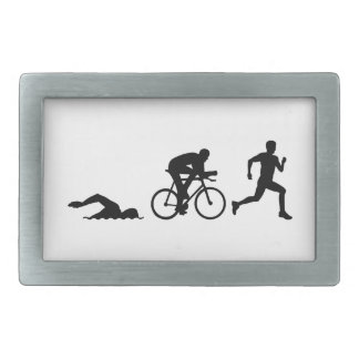 Triathlon Belt Buckle