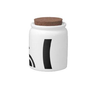 triathlon candy jar