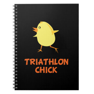 Triathlon Chick Notebooks