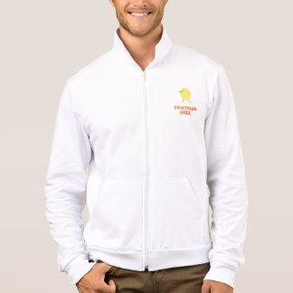 Triathlon Chick Printed Jackets