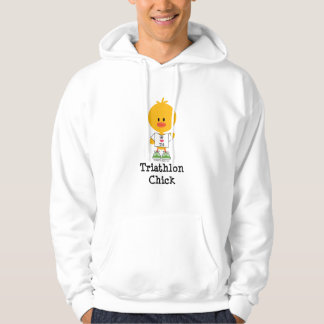 Triathlon Chick Sweatshirt
