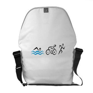 Triathlon Courier Bags