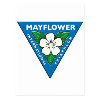 Triathlon del International de Mayflower Tarjetas Postales