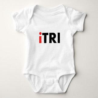 Triathlon del iTri Playera