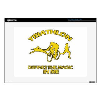 TRIATHLON DESIGNS LAPTOP SKIN