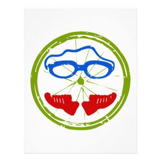 Triathlon Face Letterhead