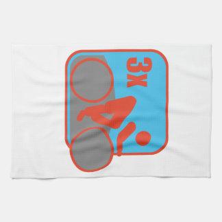Triathlon Hand Towel