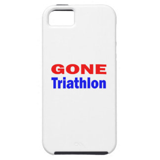Triathlon. ido iPhone 5 Case-Mate cobertura