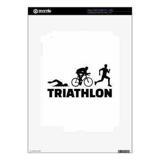 Triathlon iPad 2 Skin