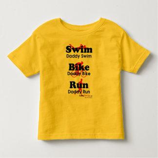 Triathlon James - Team Guynes Toddler T-shirt