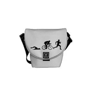 Triathlon Messenger Bags