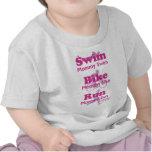Triathlon Mommy Shirt