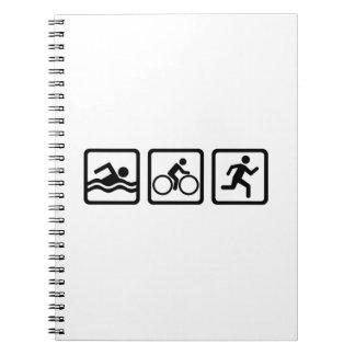Triathlon Notebook