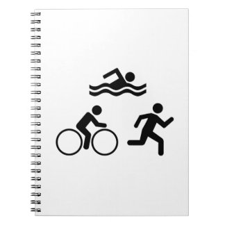 Triathlon Note Book