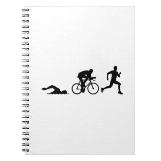 Triathlon Note Books