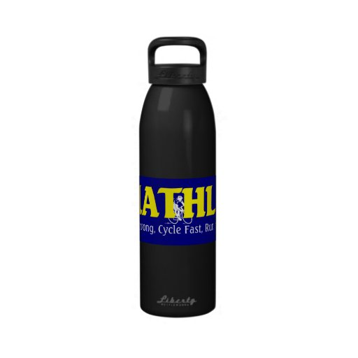 Triathlon SUPERIOR Botellas De Agua Reutilizables