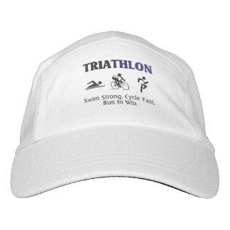 Triathlon SUPERIOR Gorra De Alto Rendimiento