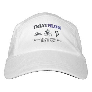Triathlon SUPERIOR Gorras De Alto Rendimiento