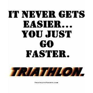 Triathlon T Shirt 1 shirt