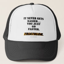 Triathlon T Shirt 1 Trucker Hat