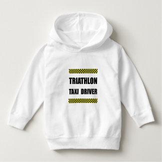 Triathlon Taxi Driver Hoodie