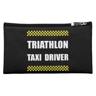 Triathlon Taxi Driver Makeup Bag