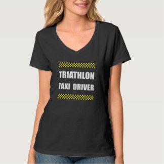 Triathlon Taxi Driver T-Shirt