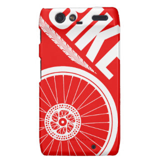 Triathlon TRI Color Blocks Motorola Droid RAZR Cover