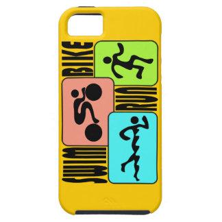 Triathlon TRI Design iPhone 5 Cover
