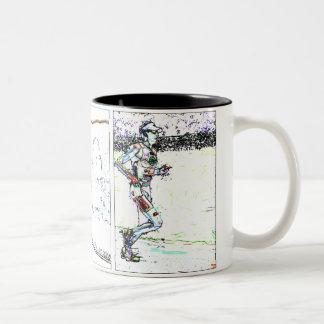 Triathlon Triptych Mug