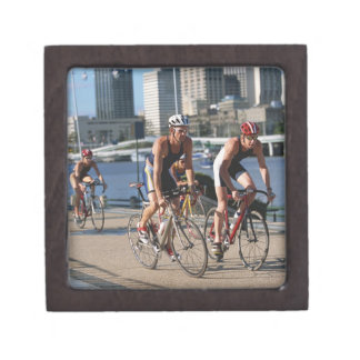 Triathloners Cycling Jewelry Box