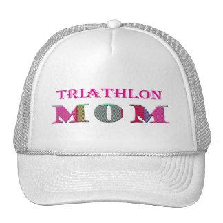 TriathlonMom Gorras De Camionero