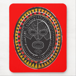 Tribal3 Mouse Pad
