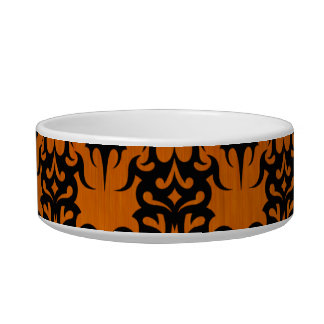 Tribal 2 orange bowl