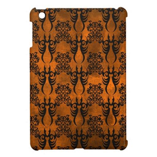 Tribal 3 rust case for the iPad mini