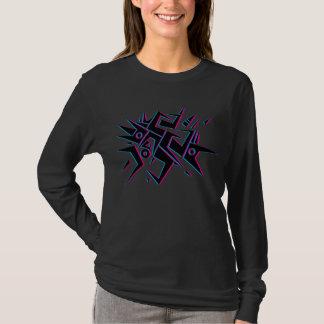Tribal 3D design T-Shirt