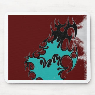 Tribal_9 Mouse Pad