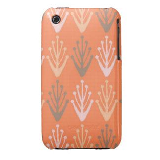 Tribal abstract primitive chevron branch Aztec Case-Mate iPhone 3 Case