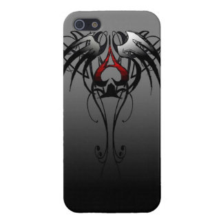 tribal ace of spade phone case iPhone 5/5S cases