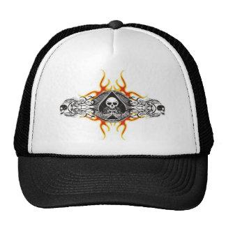 Tribal Ace Of Spades Trucker Hat