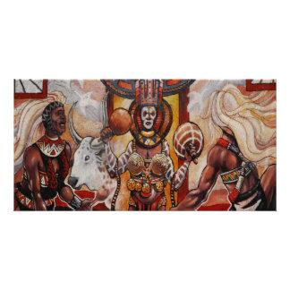 Tribal Affair Card