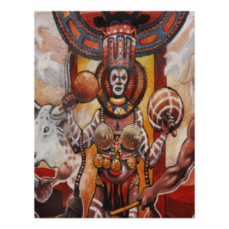 Tribal Affair Flyer