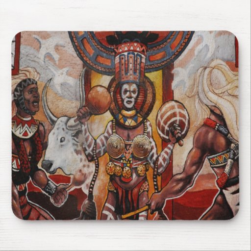 Tribal Affair Mouse Pad