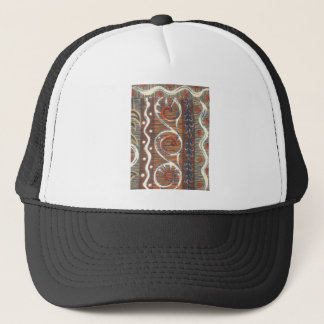 Tribal African Vintage Traditional Hat Colors