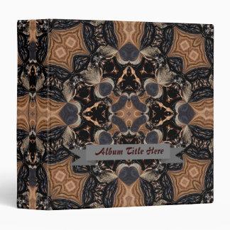 Tribal Amazon Batik Shaman Album Binder