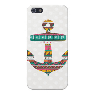 Tribal Anchor Case For iPhone SE/5/5s