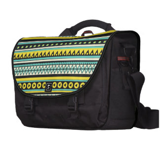 Tribal andes laptop computer bag