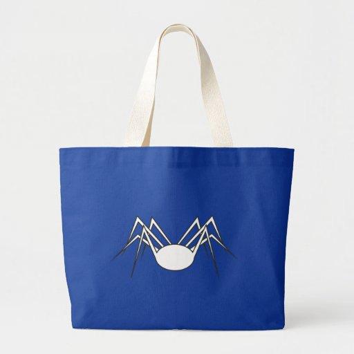 tribal araña de spider aquel spi bolsas de mano