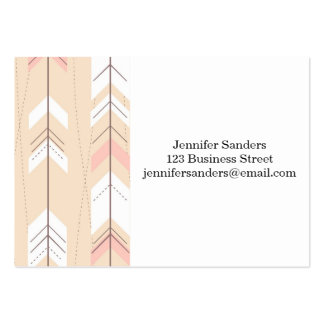 Tribal Arrows Business Cards